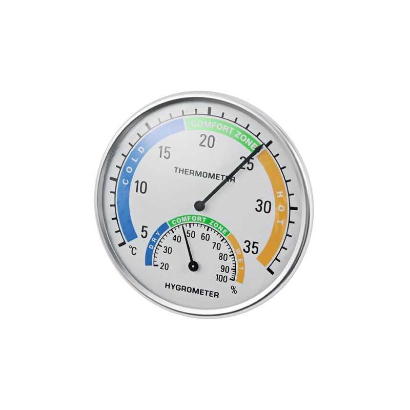 Thermometer-hygrometer
