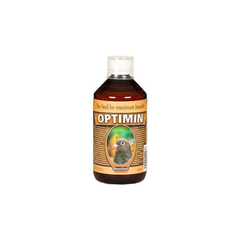 Optimin H pre holuby 500ml