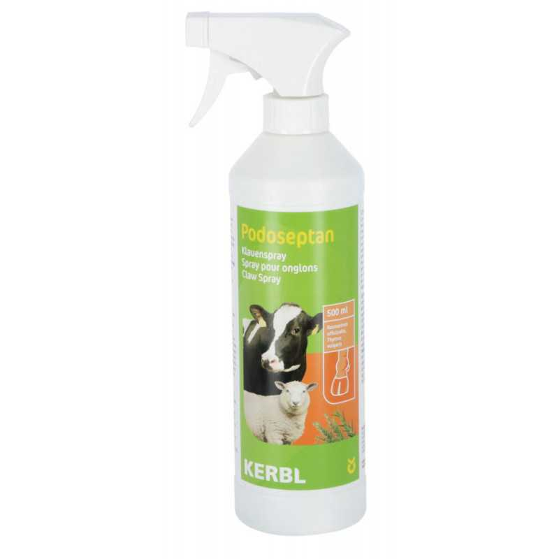 Spray Podoseptan na paznechty, 500ml
