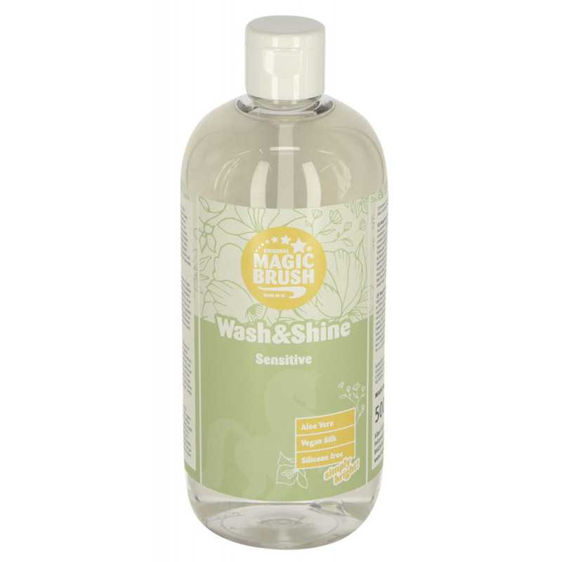 Šampón Wash&Shine sensitive 500ml