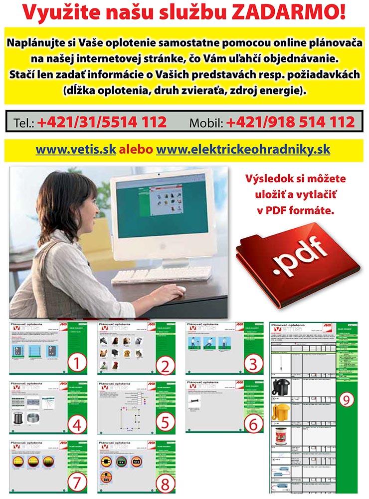Online planovac