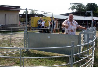 Systém mobilného hradenia pre ovce