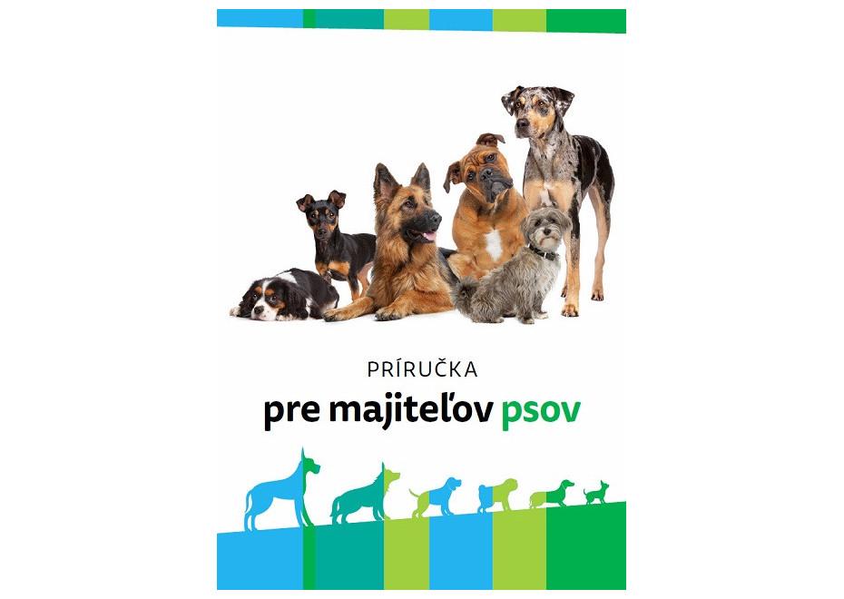 Nová edukačná príručka o chove psov