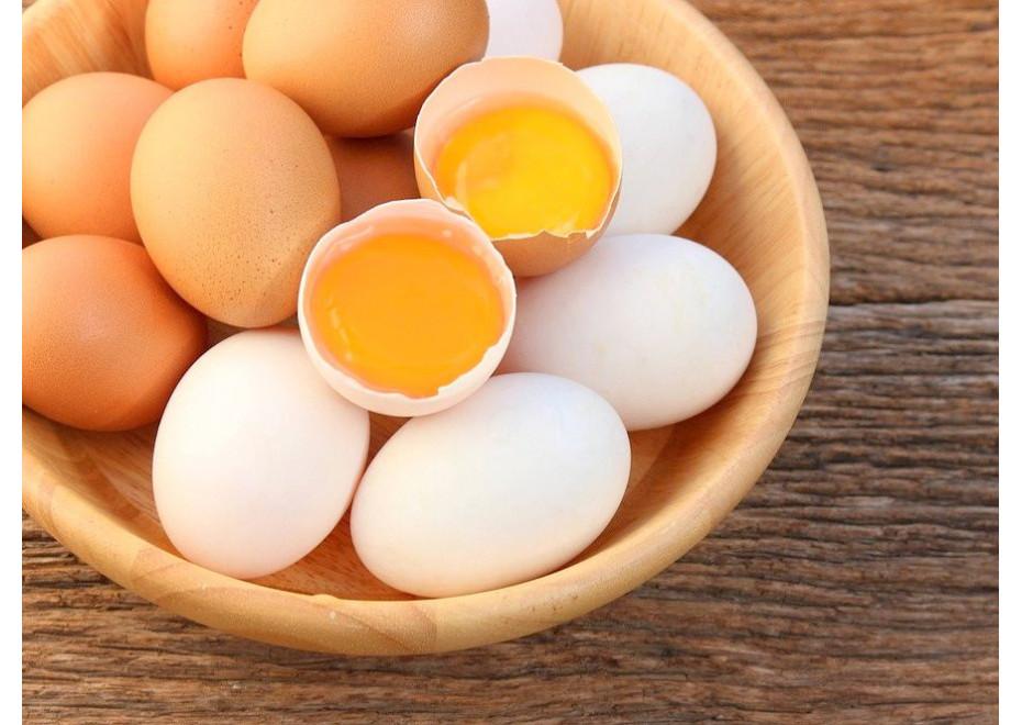 Aká farba škrupiny a žĺtka vajec je najkvalitnejšia?